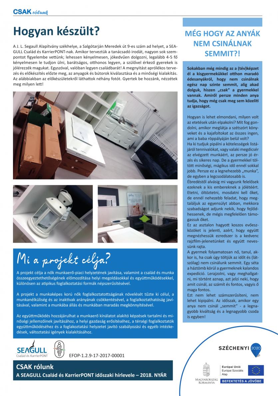SEAGULL – Csak rólunk – újság – 2018 – nyár – 2 (1)-3