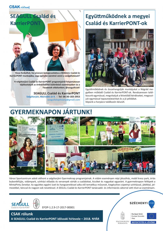 SEAGULL – Csak rólunk – újság – 2018 – nyár – 2 (1)-4